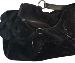 Juicy Couture Satchel in midnight blue