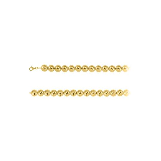 Preload https://img-static.tradesy.com/item/23417221/yellow-16mm-beads-chain-18k-gold-vermeil-necklace-0-0-540-540.jpg