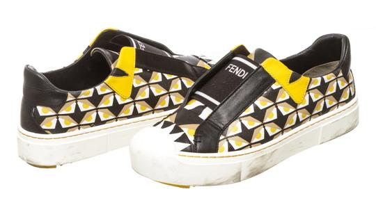 Preload https://img-static.tradesy.com/item/23417619/fendi-multi-colour-black-and-yellow-bug-eyes-slip-on-sneakers-35-482684-flats-size-us-5-regular-m-b-0-0-540-540.jpg