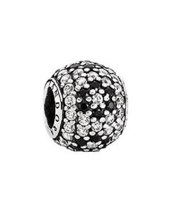 PANDORA PANDORA Shimmering Blossom Open Work Charms