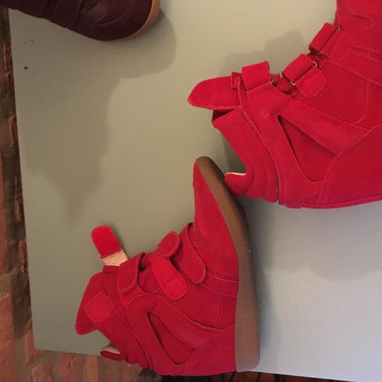 Steve Madden Red Athletic
