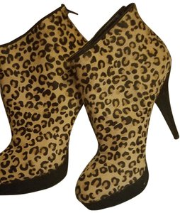 ALDO Leopard beige and black Boots