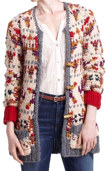 Preload https://img-static.tradesy.com/item/23417962/anthropologie-multi-color-neo-fairisle-by-sleeping-on-snow-cardigan-size-2-xs-0-1-650-650.jpg