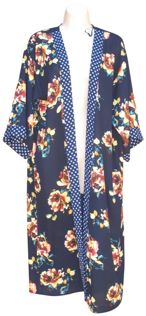 Preload https://img-static.tradesy.com/item/23417979/band-of-gypsies-blue-floral-kimono-jacket-duster-cardigan-size-6-s-0-1-650-650.jpg