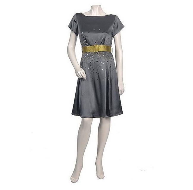 Preload https://img-static.tradesy.com/item/23418029/silver-with-gold-embellishments-mid-length-night-out-dress-size-6-s-0-0-650-650.jpg