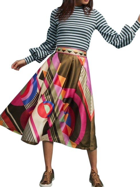 Preload https://img-static.tradesy.com/item/23418034/anthropologie-multicolor-fitzroy-by-manish-arora-skirt-size-6-s-28-0-1-650-650.jpg