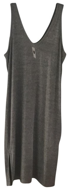Preload https://img-static.tradesy.com/item/23418127/gap-gray-large-mid-length-short-casual-dress-size-petite-14-l-0-1-650-650.jpg