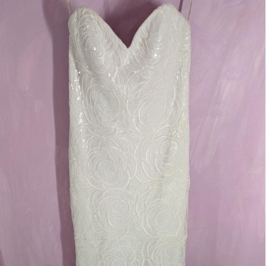 Anna Maier ~ Ulla Maija Ivory Lace Alberta Traditional Wedding Dress Size 2 (XS)