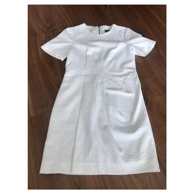 Topshop short dress white on Tradesy