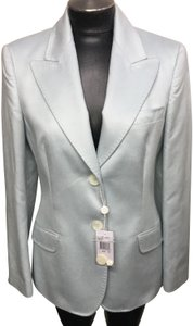 Michael Kors Light Baby Blue Blazer