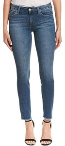 JOE'S Jeans Ankle Fray Denim Skinny Jeans