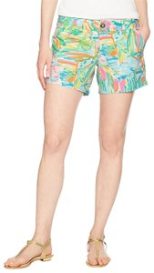 Lilly Pulitzer Mini/Short Shorts Multi Sea Salt n Sun
