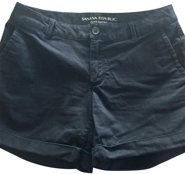 Item - Black Chino Shorts Size 0 (XS, 25)