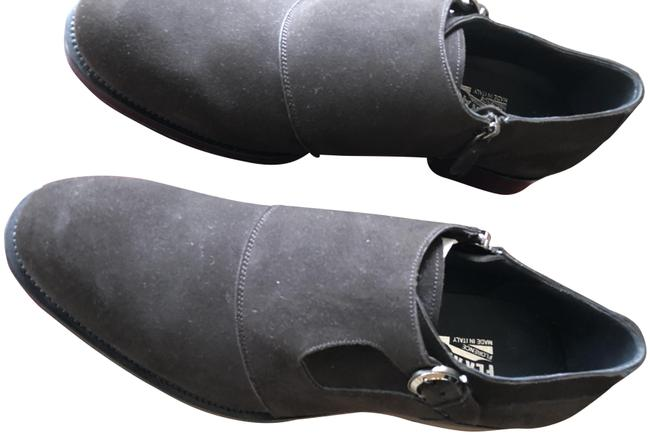 Item - Chocolate Savona Buc Suede C T Moro Trim Formal Shoes Size US 10 Extra Wide (Ww, Ee)