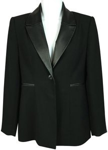Donna Gray Jacket Black Blazer