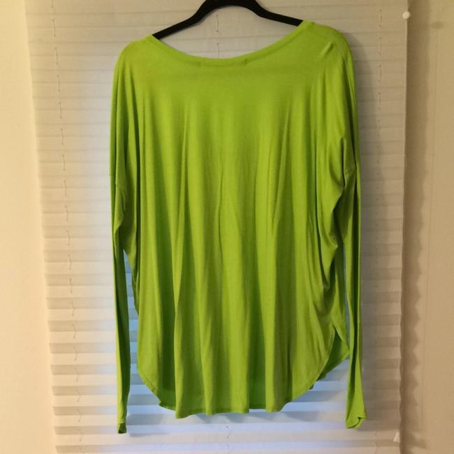 Feel the Piece Top Green