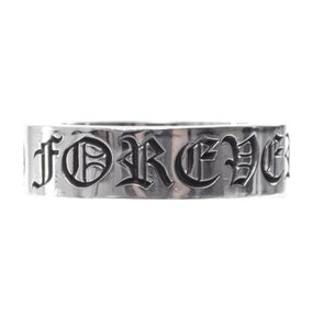 Chrome Hearts CH FOREVER 6MM SPACER RING MULTIPLE SIZES