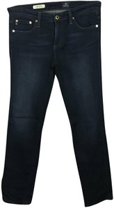 AG Adriano Goldschmied Cigarette Jeans Skinny Pants Blue