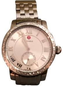 Michele Michele Silver Dial Ladies Watch