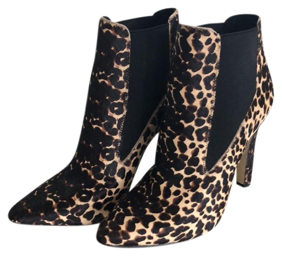 c479011af129 Ava   Aiden Animal Print Ankle Boots Booties. Size  US 7 Regular (M ...