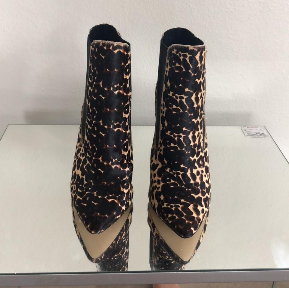 3631ed37b9ff Ava   Aiden Animal Print Ankle Boots Booties Size US 7 Regular (M