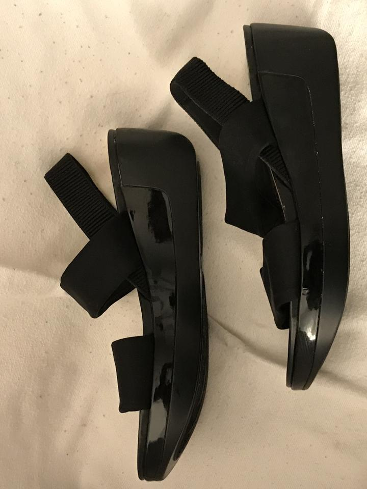 a2b09aeb8 Kenneth Cole Reaction Black Pepea Pot Sandals Size US 9 Regular (M ...