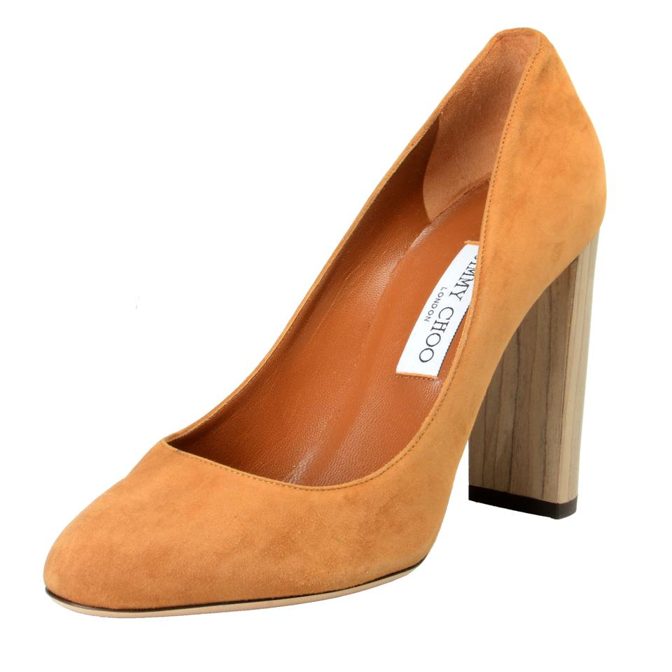 WOMENS Choo Jimmy Choo WOMENS Brown Shoes-2903 Pumps auction eaeebd