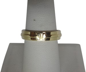 Tiffany & Co. Tiffany & Co. T Two Band Ring size 8