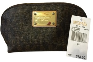 Michael Kors Michael Kors Signature Cosmetic Bag