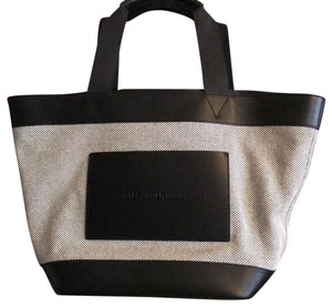Alexander Wang Tote in Black and white