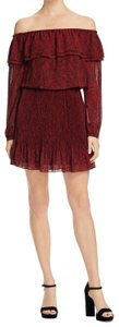 MICHAEL Michael Kors short dress Cinnabar on Tradesy