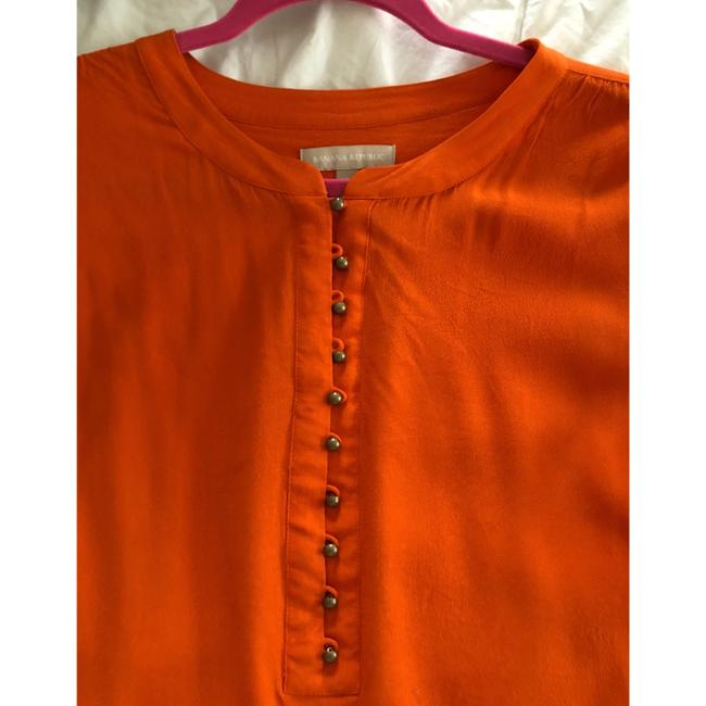 Banana Republic Top orange Image 2