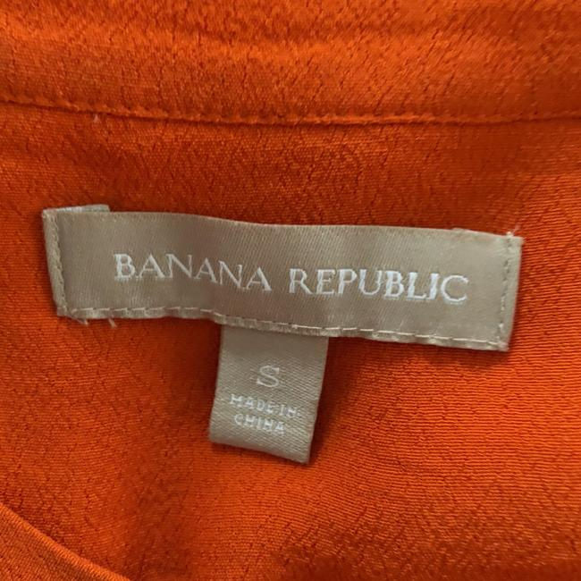 Banana Republic Top orange Image 3