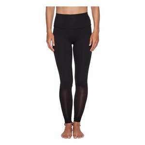 Beyond Yoga True Stripes Shirred Leggings