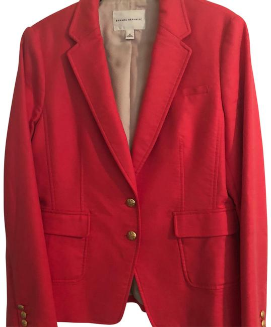 Item - Coral Tailored Fit. Blazer Size 12 (L)