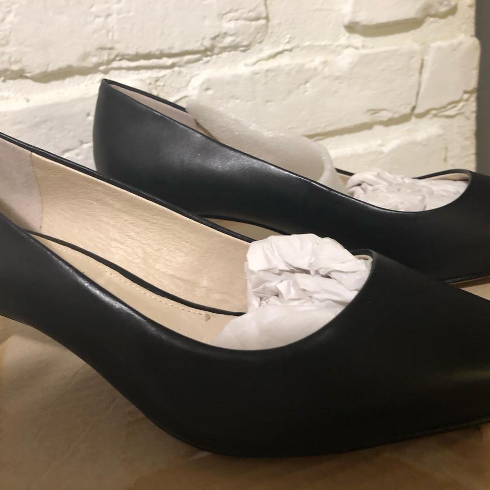 dc10108c48c Louise et Cie Black Lo Jacoba Pumps. Size  US 7.5 Wide (C ...
