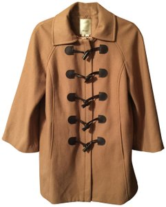 Elevenses Wool Trench Anthropologie Winter Pea Coat