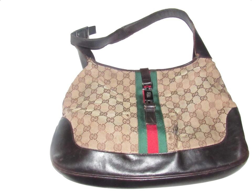 aa85a9500dc3 Gucci Hobo Limited Edition Size Jackie Xl Jackie O Hobo Good To Fair Vintage  Shoulder Bag ...