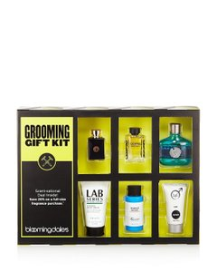 Versace Men's Grooming 6 pc. Gift Set + coupon for 20% off Full Size!!!