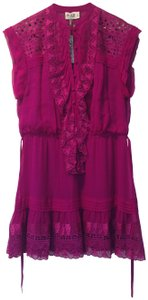 ALICE by Temperley Magenta Dress
