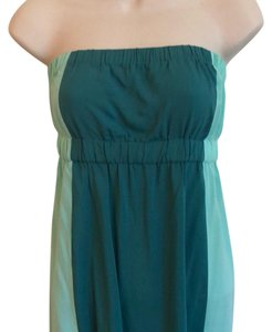 turquoise Maxi Dress by Twelfth St. by Cynthia Vincent