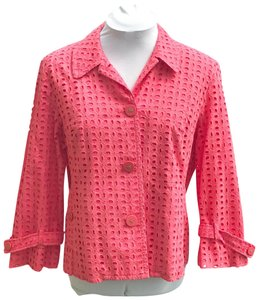 Charter Club Coral Jacket