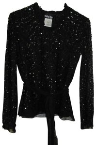 Night Way Collections Top Black