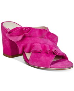 Kenneth Cole Pink Sandals