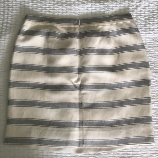 J.Crew Mini Skirt Cream Image 1