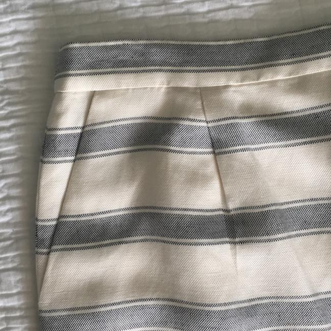J.Crew Mini Skirt Cream Image 2