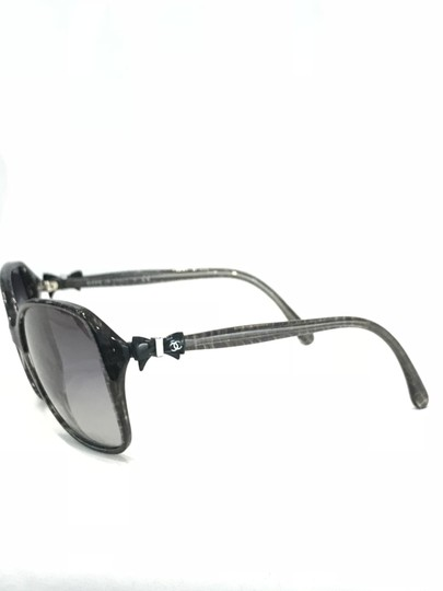 Chanel Square Frame Bow Sunglasses-5205 Image 1