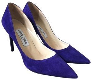 Jimmy Choo Violet Pumps