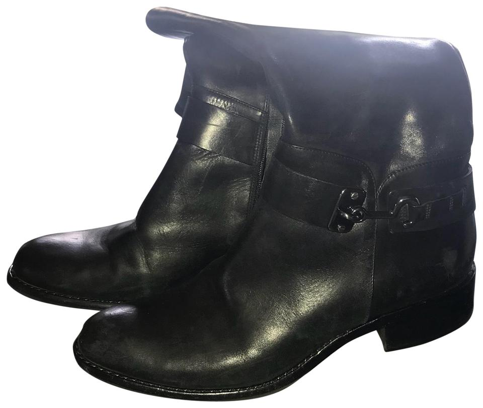 LADY Via Carly Spiga Black Carly Via Boots/Booties Excellent features 26b7f7