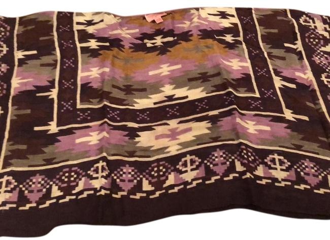 Item - Multicolor Wrap Cover-up/Sarong Size 4 (S)